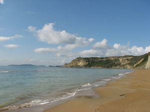 Arillas beach, Corfu